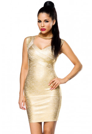 Beautiful bandage dress CLYDE