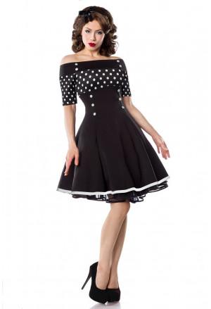 Beautifully rockabilly pin-up style dress