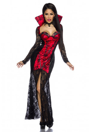 Irresistible vampire costume / dress