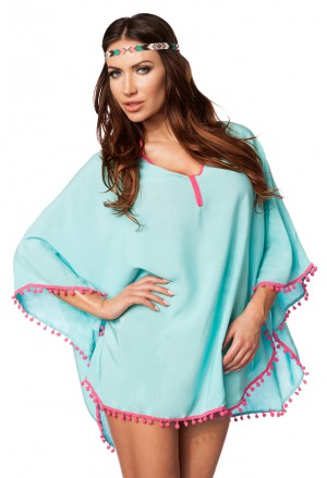 Leisure tunic BLAU