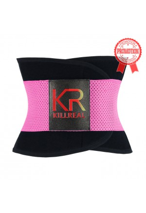 Workout fitness neoprene under bust corset waist trainer
