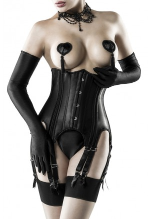Luxury premium corset set from GREY VELVET