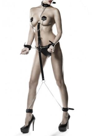 Luxurios bondage set from Grey Velvet