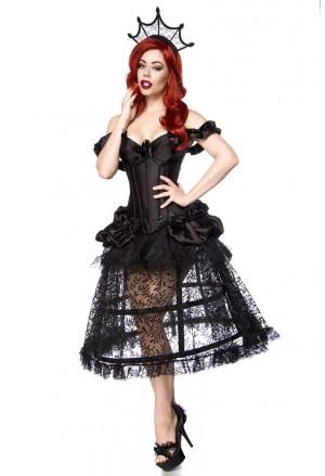 Úchvatný kostým gotická kráľovná
