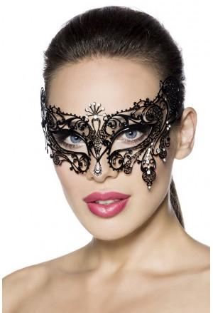 Unique design metal glamour mask