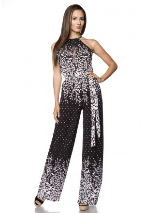 Engaging social jumpsuit for summer party