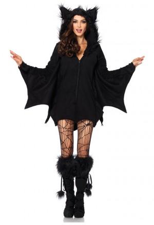 Bat Hooded Costume
