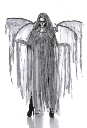 Horror men costume Angel of the Death