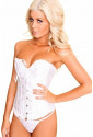 Brocade corset Vamp