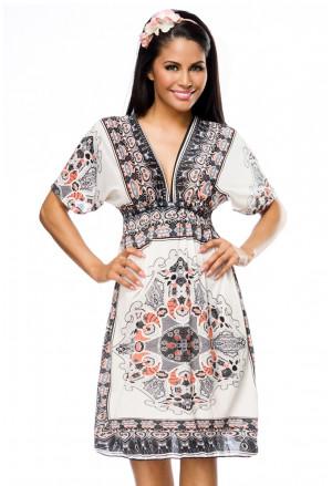 Úžasné šaty INDIA