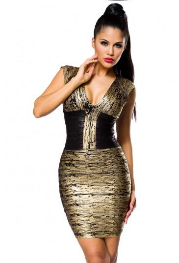 Sophisticated bandage dress ATHINA