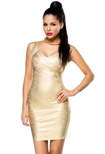 Beautiful bandage dress CLYDE