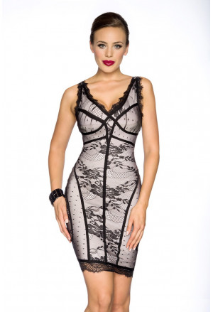 Lace bandage dress COCO