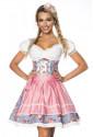 Modern women's folk costume