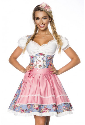 Great Bavarian folk costume dress