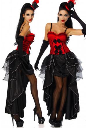 Attractive and quality cabaret costume