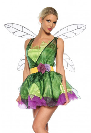 Adorable fairy costume