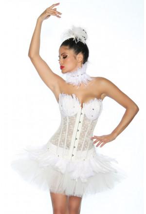 Fantastic white petticoat