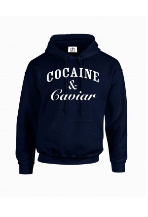 Pánska mikina Cocaine and Caviar