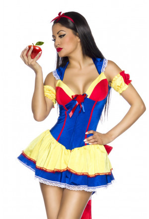 Energy Snow White costume
