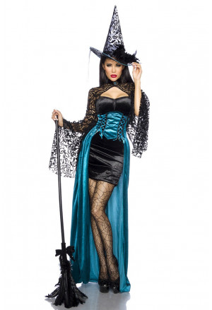 Unique sexy witch costume