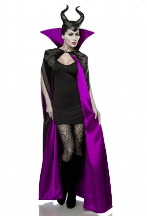 The Halloween sensual costume MRS EVIL