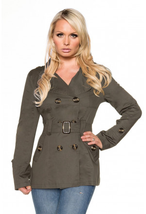 Seasonal coat AURELIA