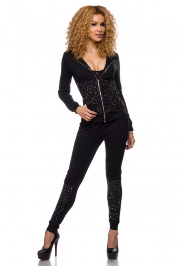 Two-piece tracksuit STRASS