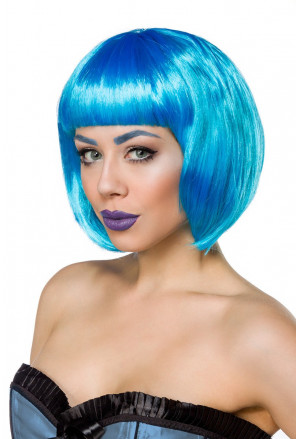Color bob wig party