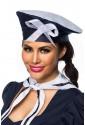 7d163744b746 Krásny kostým - krátke námornícke šaty - SELECTAFASHION.COM