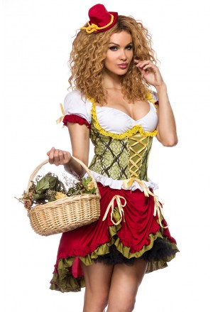 Charming Little Red Riding Hood Costume