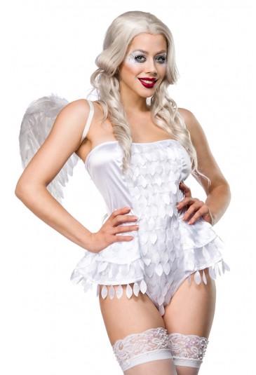 Seductive white angel
