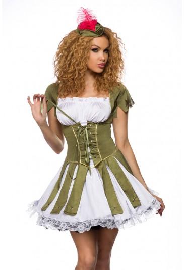 Fairy costume ROBIN WOMAN