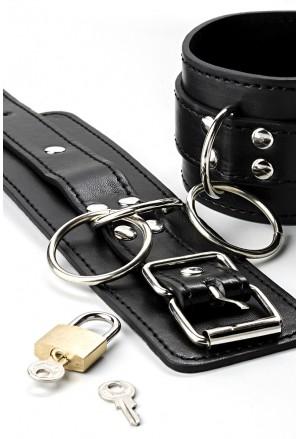 Pair of bondage faux handcuffs