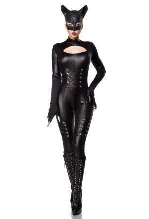 Exkluzívny dámsky kostým Catwoman