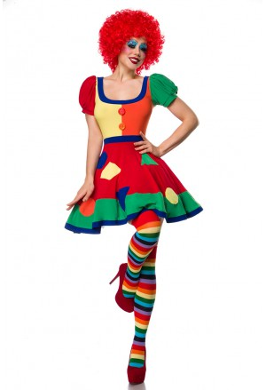 Sweet colorful costume CLOWN
