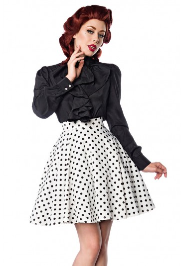 The distinctive rockabilly skirt