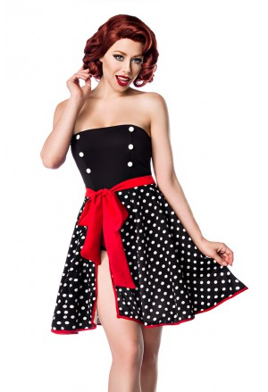 Wrap-Me Sweet retro skirt