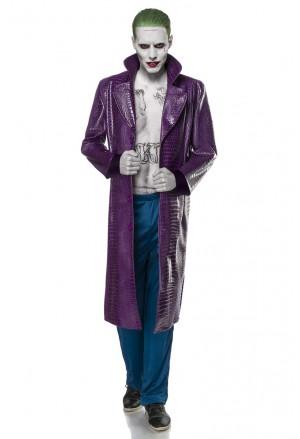 Luxusný extravagantný pánsky kostým Joker