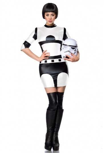 Quality costume Star Wars fighter