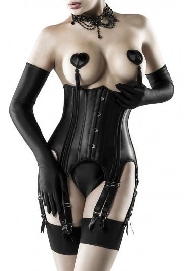 Luxury premium corset set from GREY VELVET