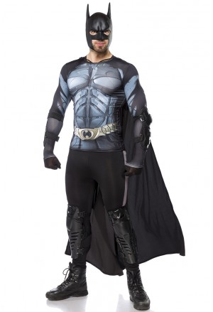 Full top quality Batman costume set