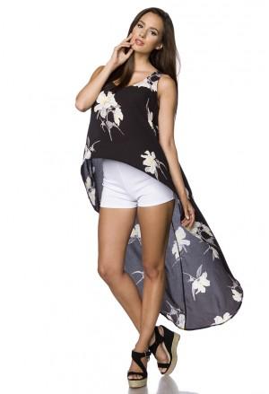 Hippies low high tank top dress