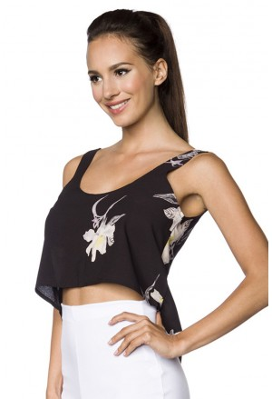 Summer hippies shirt top