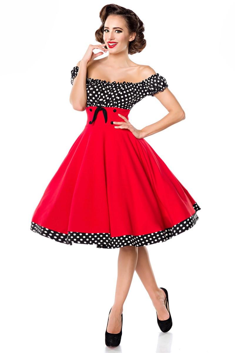 d7efd89b7712 Pôsobivé retro šaty a lá 50. roky - SELECTAFASHION.COM