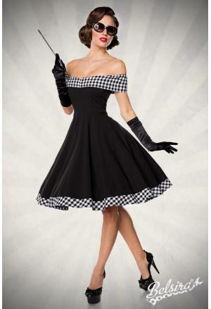 Elegant vintage dress a lá Dita from Belsira