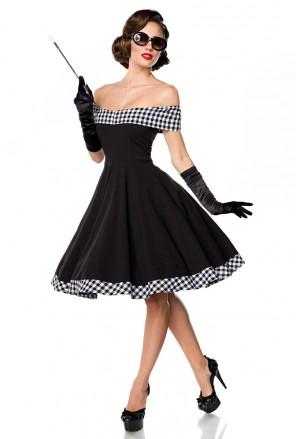 Elegantné retro šaty a lá Dita od Belsira
