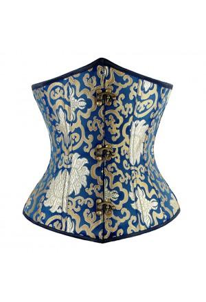 Brocade under bust corset BROCADE PRINCESS