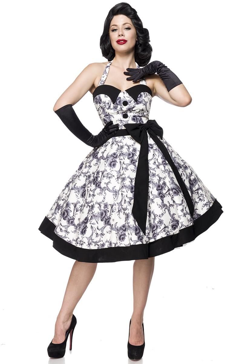 6e9688659a45 Krásne dámske retro šaty Belsira - SELECTAFASHION.COM