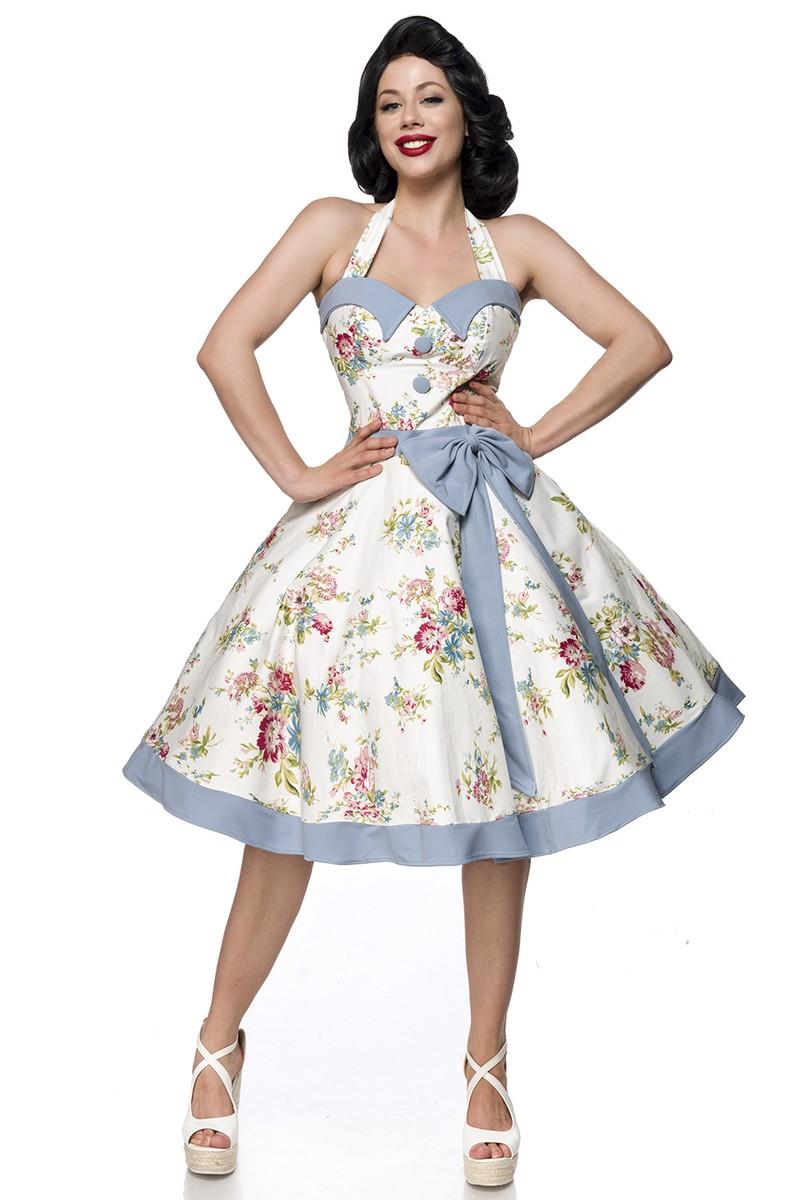 e49e2bbf7a6d Krásne dámske retro šaty Belsira - SELECTAFASHION.COM